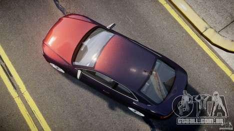 Audi S5 v1.0 para GTA 4 vista interior