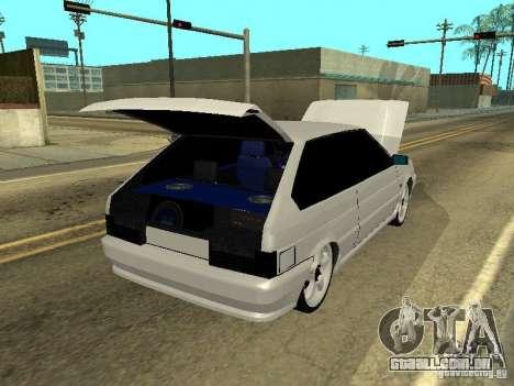 2113TL VAZ para GTA San Andreas vista direita