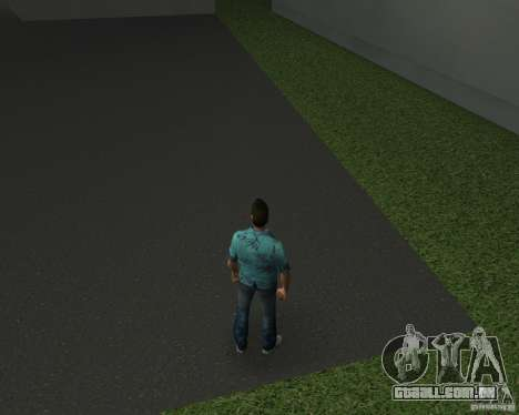 New Downtown: Ammu Nation para GTA Vice City quinto tela