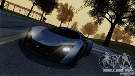 SA Beautiful Realistic Graphics 1.4 para GTA San Andreas sétima tela
