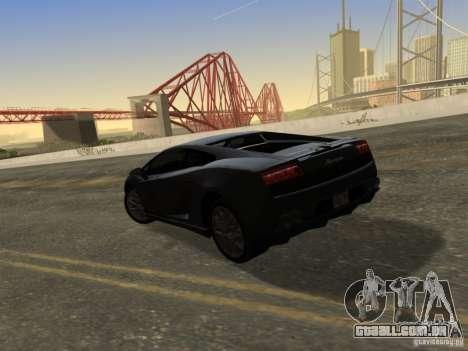 IG ENBSeries v2.0 para GTA San Andreas segunda tela