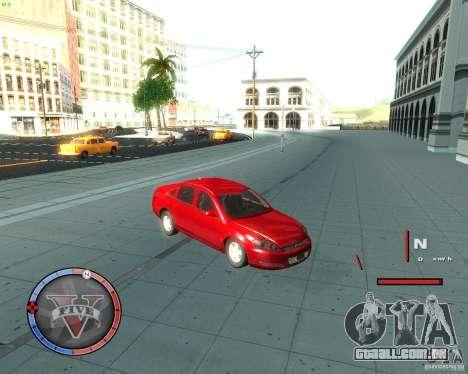 Chevrolet Impala 2008 para GTA San Andreas
