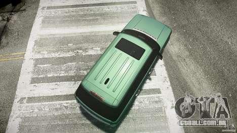 Range Rover Supercharged v1.0 para GTA 4 vista direita