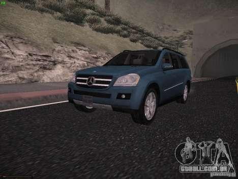 LiberrtySun Graphics ENB v2.0 para GTA San Andreas quinto tela