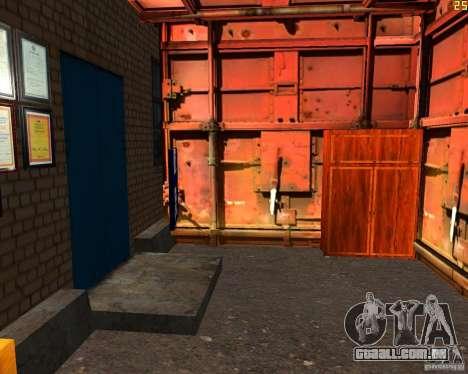 Casa em Anaheim para GTA San Andreas terceira tela