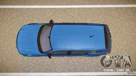 Dodge Magnum RT 2008 para GTA 4 vista direita