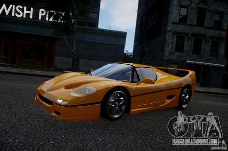 Ferrari F50 1995 para GTA 4