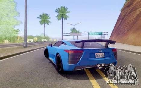 Sompelling ENBSeries para GTA San Andreas terceira tela