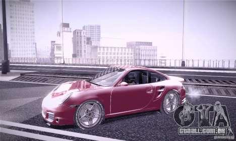 ENB By SilveR v1.0 para GTA San Andreas terceira tela