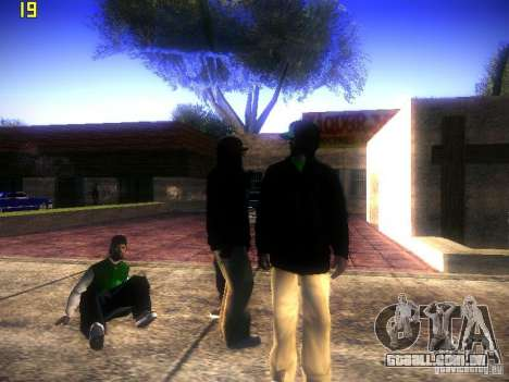 Normal Map Plugin para GTA San Andreas quinto tela