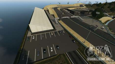 Laguna Seca [Final] [HD] para GTA 4 terceira tela