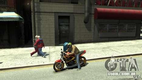 Energy Drink Helmets para GTA 4 sexto tela