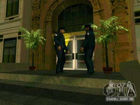 Renovação da LSPD para GTA San Andreas segunda tela