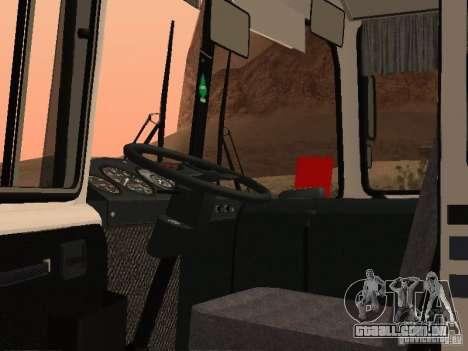 SULCO 32054 para GTA San Andreas vista interior