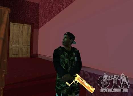 A$AP Rocky para GTA San Andreas