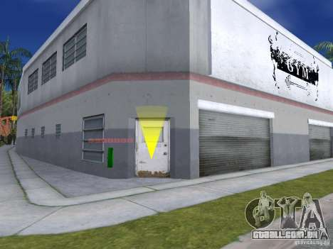 Negócios Cj v 2.0 para GTA San Andreas