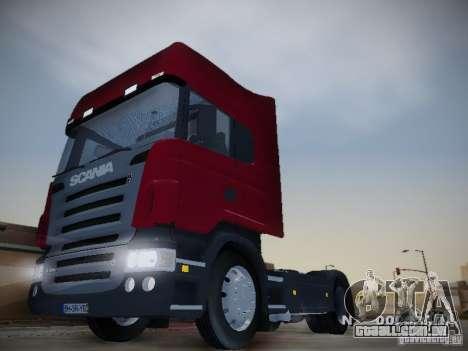 Scania R580 Topline para GTA San Andreas