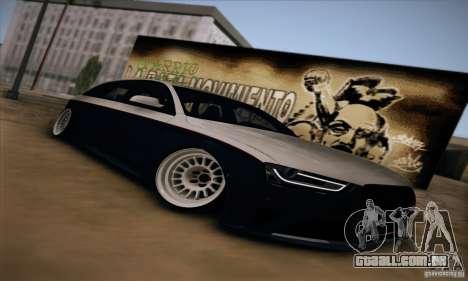 Ghetto ENBSeries para GTA San Andreas por diante tela