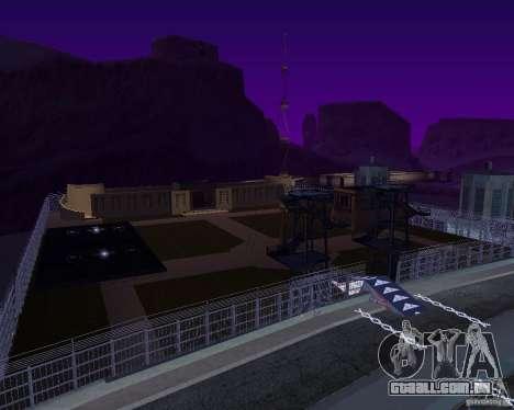 Base do dragão para GTA San Andreas