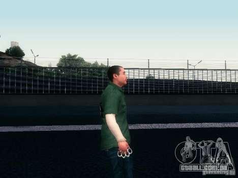 Race Ped Pack para GTA San Andreas sexta tela