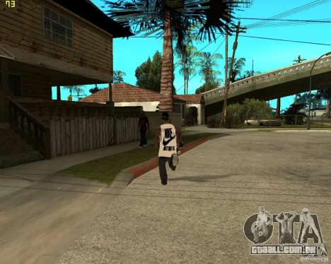 Grove em Nikaido para GTA San Andreas