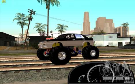 Jetta Monster Truck para GTA San Andreas