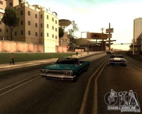 ENBSeries by Sashka911 v3 para GTA San Andreas quinto tela