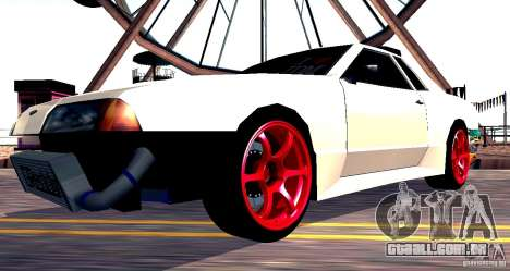 Elegy Drift Masters v0.2 para GTA San Andreas vista direita
