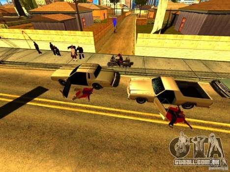 Real Kill para GTA San Andreas
