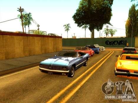 ENBSeries by Sashka911 v2 para GTA San Andreas terceira tela