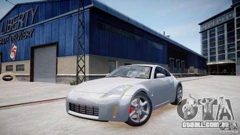 Nissan Fairlady 350Z para GTA 4