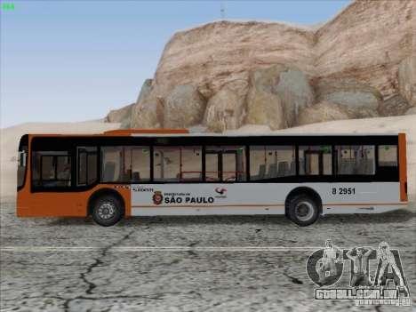 Design X4 para GTA San Andreas esquerda vista