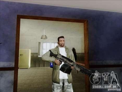 M240B para GTA San Andreas