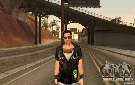 Biker para GTA San Andreas