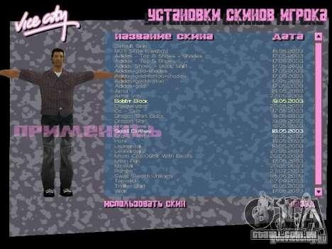 Pack de skins para o Tommy para GTA Vice City sétima tela