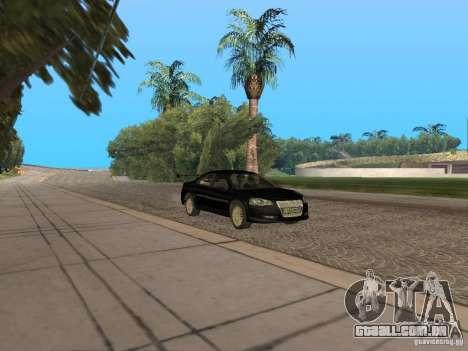 Mansão da ilha para GTA San Andreas sexta tela