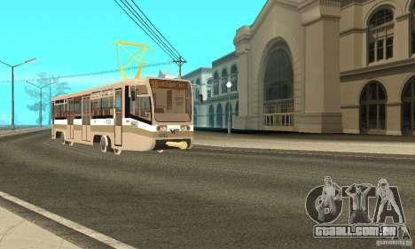 Eléctrico CT 71-619 (KTM-19) para GTA San Andreas