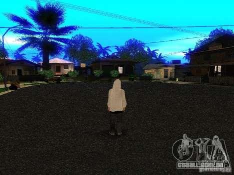 New ColorMod Realistic para GTA San Andreas quinto tela