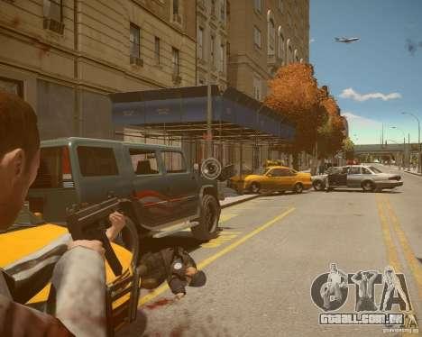 Dead Eye 2 para GTA 4 por diante tela