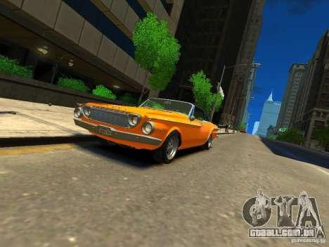 Dodge Dart para GTA 4