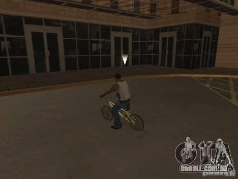 A entrada para o Hospital de Los Santos para GTA San Andreas