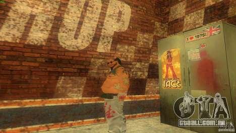 BOSS para GTA San Andreas terceira tela
