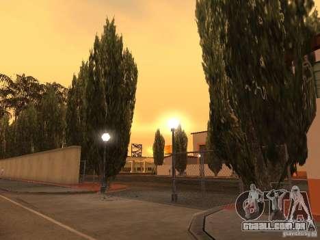Unity Station para GTA San Andreas