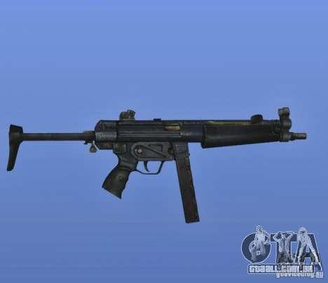 S.T.A.L.K.E.R. MP5 para GTA 4