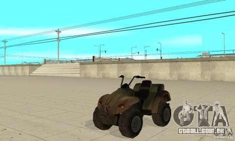 ATV do TimeShift para GTA San Andreas