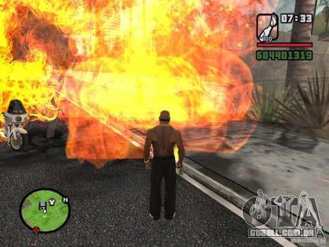 Molotov-cossacos para GTA San Andreas segunda tela