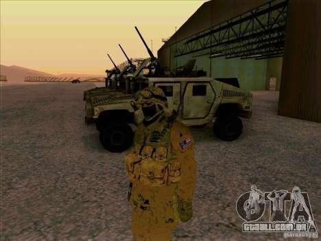 Morpeh americano para GTA San Andreas