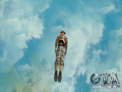 Nuvens bonitas e muito mais para GTA San Andreas