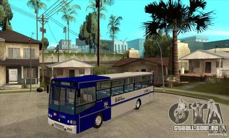 CAIO Alpha Mercedes-Benz OH-1420/51 Sao Paulo para GTA San Andreas