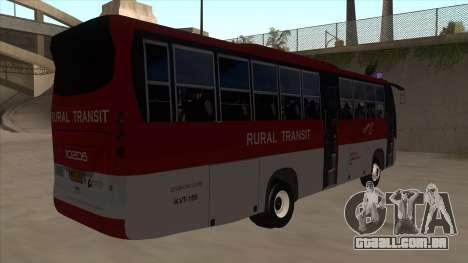Rural Transit 10206 para GTA San Andreas vista direita